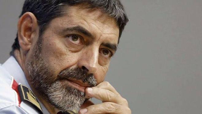 Trapero ordena a los Mossos parar el referéndum
