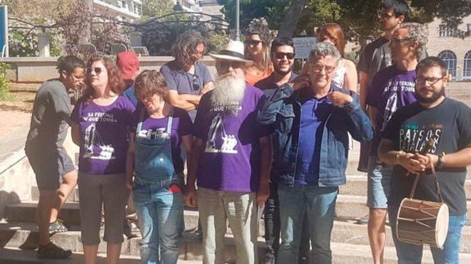 La CUP amplía a Balears y Valencia el referéndum de independencia