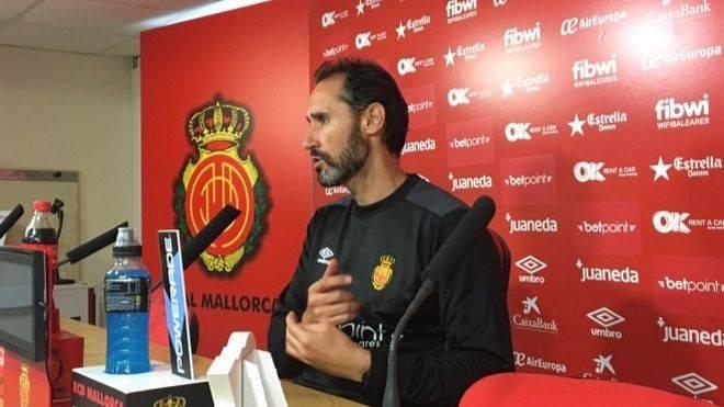 Vicente Moreno: 'El objetivo es sumar los tres puntos en Ontinyent'