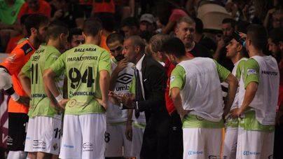 El Palma Futsal arranca la temporada 2017/18 con un empate ante el Jaén