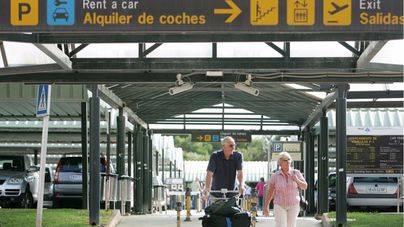 Son Sant Joan acogerá a unos 940.000 viajeros esta semana