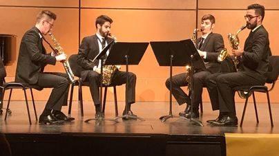 El cuarteto Psaiko Quartet gana el premio Art Jove de grupos de cámara
