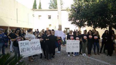 Dos horas sin atención telefónica por la huelga del 'Call-Center' de la Fundación BIT