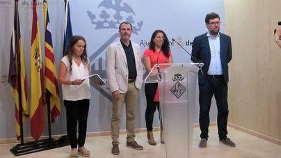 Govern y Cort detectan más de 40 infracciones en locales turísticos de Palma tras realizar 132 inspecciones