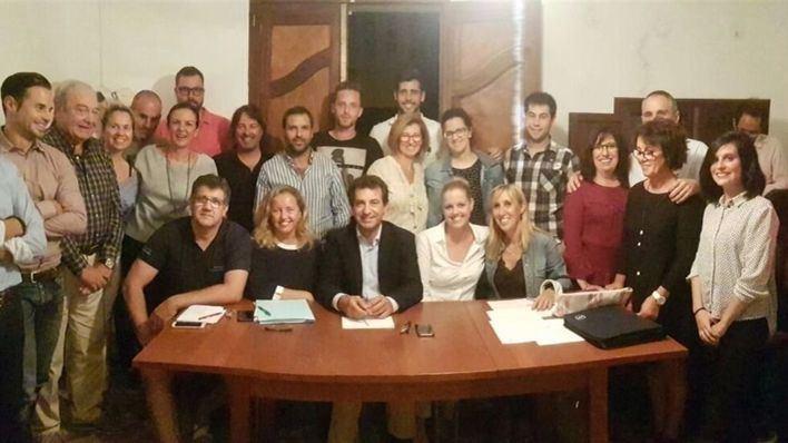 Catalina Soler, nueva presidenta de la junta local del PP de Felanitx
