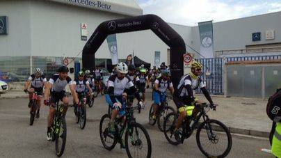 Nueva prueba del circuito Mountain Bike Mercedes Benz Bike Tour en Mallorca