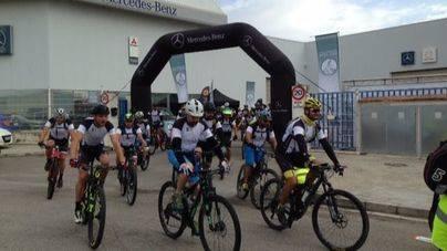 Nueva prueba del circuito Mountain Bike Mercedes Benz Bike Tour en Mallorca