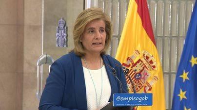 Báñez propone a sindicatos y patronal reducir los tipos de contratos