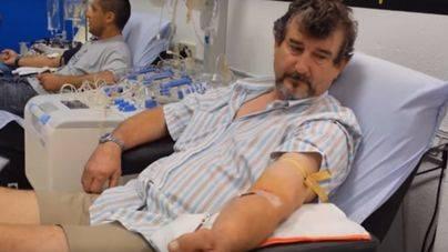 "El Banco de Sangre de Balears anima a ""donar amor"""