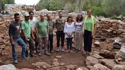 Las excavaciones sacan a la luz el posible santuario talayótico del Hospitalet Viejo de Manacor