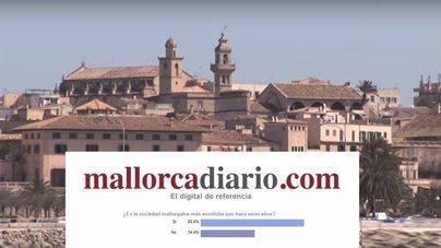 Los lectores creen que la sociedad mallorquina es cada vez más xenófoba