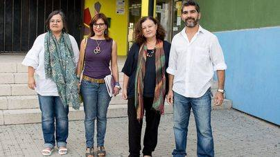 70 personas asisten al primer debate entre los candidatos de Podem
