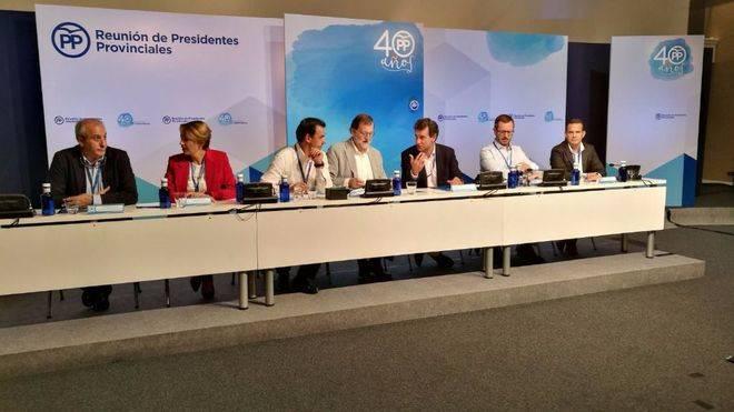 Mariano Rajoy pide un 'esfuerzo' al Govern balear para pactar la financiación y el REB