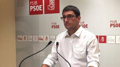 """El PSIB dice que Rajoy """"ha venido a insultar a la ciudadanía de Balears"""" y critica que no vea a Armengol"""