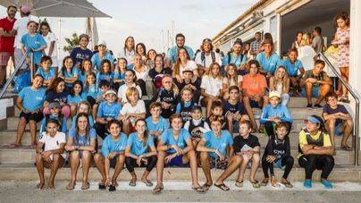 El Club Nàutic de s'Arenal celebra los triunfos de sus mejores regatistas