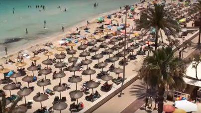 2.200 hoteles adelantan el pago voluntario de la ecotasa y el Govern recauda 44 millones de euros