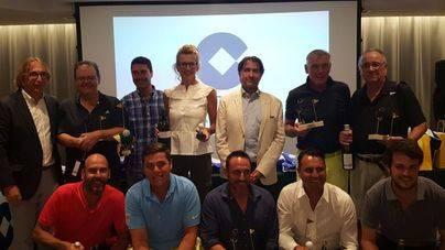 Antonio Sbert y Pedro Prats se imponen en la XXII edición del Torneo Cope de Golf