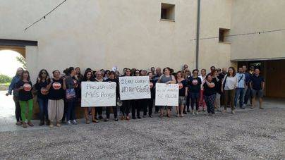 Jornada de huelga en la Fundació BIT por los