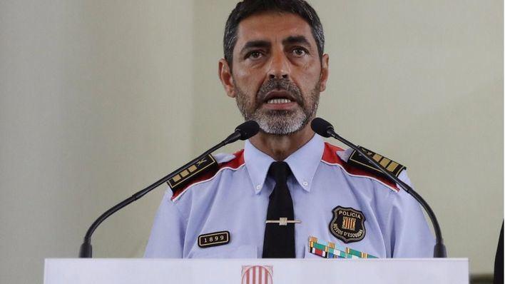 Trapero no asiste a la reunión de mandos policiales ante el 1-O