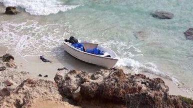 Llega una tercera patera en menos de 24 horas a aguas de Mallorca y se busca una cuarta en Formentera