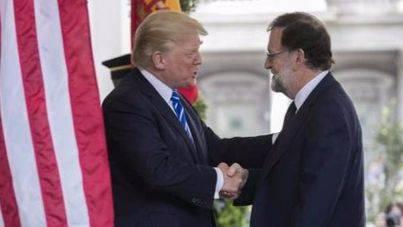 Trump a Rajoy: