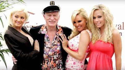 Muere Hugh Hefner, fundador de la revista Playboy