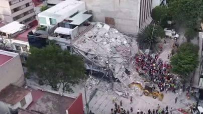 Cifran en 1.600 millones de euros la reconstrucción de México