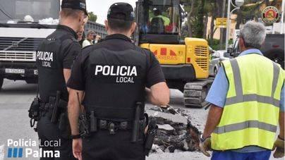 Palma oferta 130 plazas de Policía Local y Bomberos para regularizar la plantilla interina