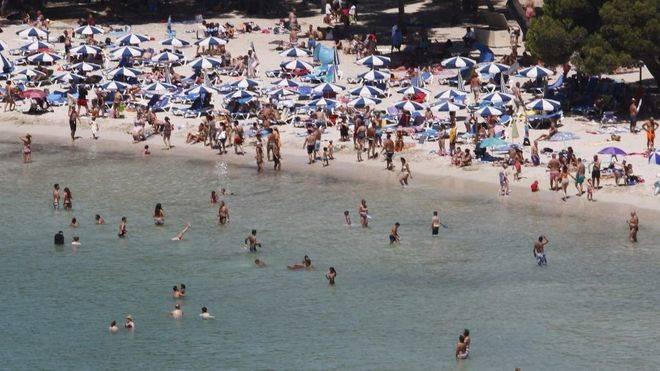 Balears aumenta los turistas extranjeros hasta los 10,2 millones en ocho meses