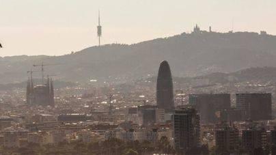 Fomento restringe el vuelo de avionetas y helicópteros sobre Barcelona por el 1-O