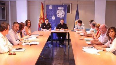 Policía Nacional y sector sanitario se reúnen para determinar las medidas ante una agresión a médicos