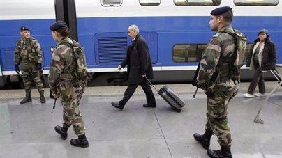 Dos muertos acuchillados en una estación de tren de Marsella