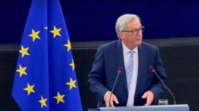 """La Unión Europea no mediará en Cataluña y """"confía"""" en Rajoy"""