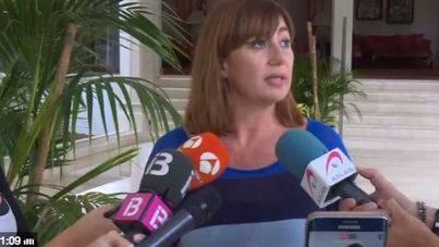 Armengol apela al diálogo y dice que el referendum no contó con garantías