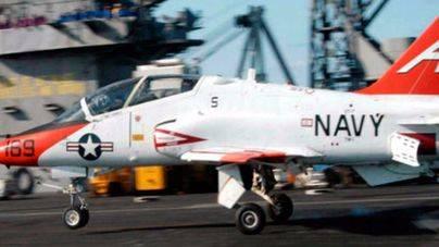 Desaparece un avión militar de EEUU cuando investigaba un accidente