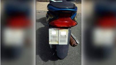 La Policía Local anula una carrera de motos ilegal en Sa Pobla