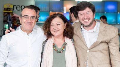 El diputado Monereo expresa su apoyo a Mae de la Concha para dirigir Podem