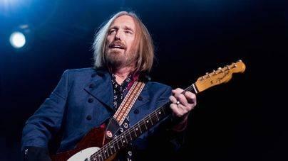 Muere el rockero Tom Petty a los 66 años