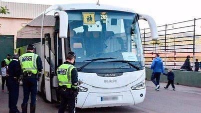 Educació abrirá un expediente informativo por los autobuses escolares con irregularidades
