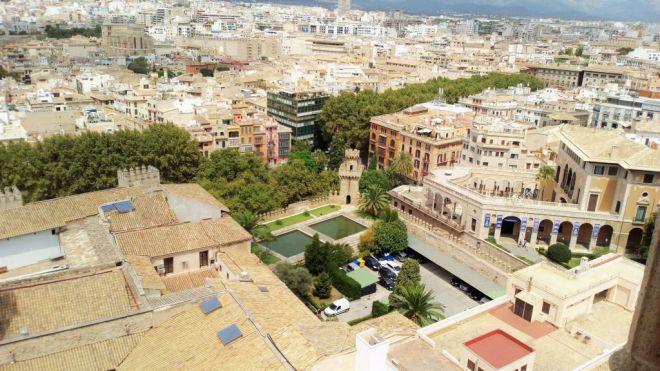 El precio medio de la vivienda en Palma ha bajado un 33% en los últimos 10 años