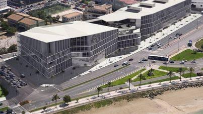Posible presentación del Palau de Congressos al Pritzker de arquitectura