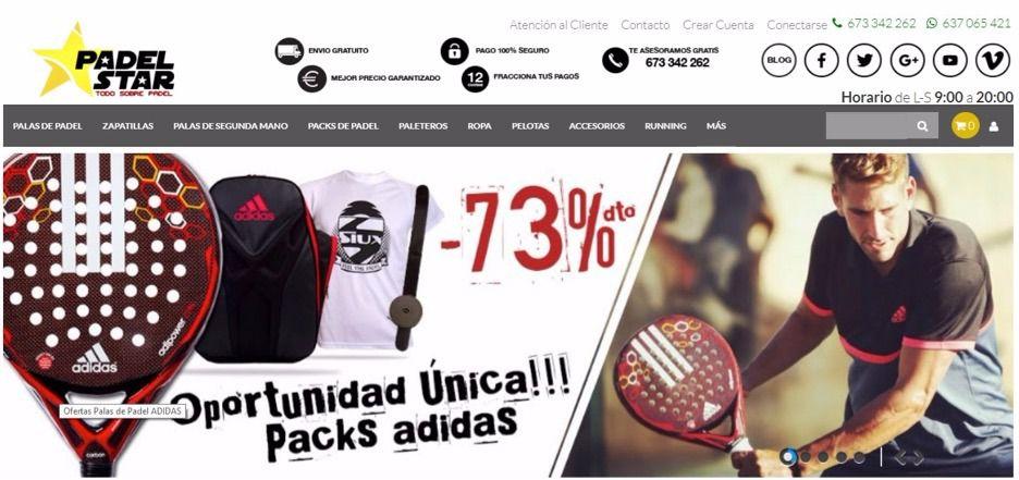 2019 mejor al por mayor online lindos zapatos Padel Star, tienda online de confianza | mallorcadiario.com