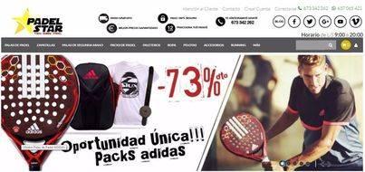 Padel Star, tienda online de confianza