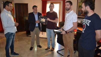 Manacor reconoce al Club d'Atletisme y al atleta Víctor Moreno