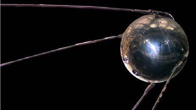 60 años del lanzamiento del Sputnik, el primer satélite