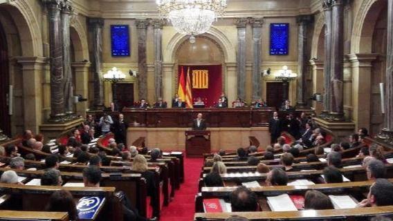 Los letrados del parlament avisan que la mesa debe impedir for Mesa parlament
