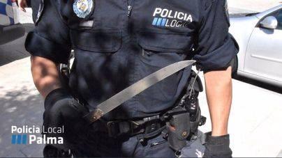 """Detenido en Palma por robo con un cuchillo de """"grandes dimensiones"""""""