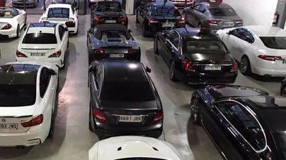 Cae en Mallorca una red que habría defraudado 1,1 millones del impuesto de transmisión de coches
