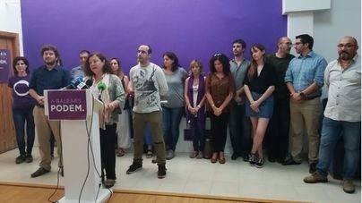 De la Concha supera a Camargo por 94 votos y logra el liderazgo de Podem