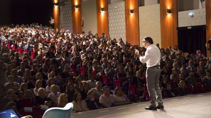 Las claves de la superación personal, en el congreso 'Despertar emociones'